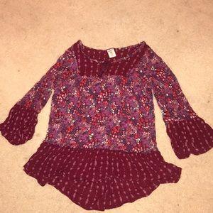 Cute summer/fall blouse